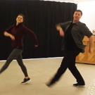 VIDEO: Behind the Scenes with ME AND MY GIRL Director/Choreographer, Warren Carlyle!