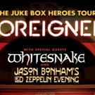 Foreigner Announces Summer 2018 'Juke Box Heroes Tour'