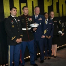 Universal & USO Create a PITCH PERFECT Experience for Over 200 Service Members Photo