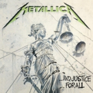 METALLICA …AND JUSTICE FOR ALL (REMASTERED) is Out Today