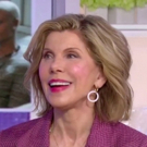 VIDEO: Christine Baranski Reveals She's Preparing for Musical Film Photo