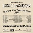 Matt Maeson Announces Biggest U.S. Headline Tour To Date Photo