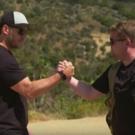 VIDEO: Chris Pratt and James Corden Go On a Hike Video