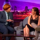 VIDEO: Ruth Wilson and Damian Lewis Help James Corden Go Ginger Video