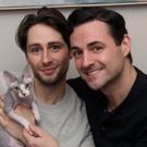 Tails of Broadway: Meet Max von Essen & Daniel Rowan's Purrrfect Pocket! Photo