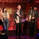 BWW TV: Watch Nick Blaemire, Lauren Marcus, Andy Mientus, Krysta Rodriguez, and George SalazarPerform 'Green Street' from THE JONATHAN LARSON PROJECT