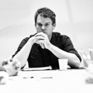 Photo Flash: In Rehearsal with Michael C. Hall and the Company of THOM PAIN (BASED ON NOTHING)