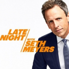 Scoop: Upcoming Guests on LATE NIGHT WITH SETH MEYERS on NBC - 1/10-1/17