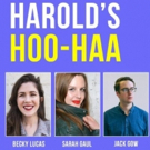 Up and Coming Comedians Support Independent Theatre With HAROLD'S HOO-HAA