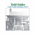Todd Snider Releases New Album 'Cash Cabin Sessions, Vol. 3'