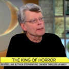 VIDEO: Stephen King Visits CBS THIS MORNING to Talk THE OUTSIDER & More Video