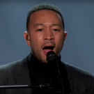 VIDEO: John Legend Performs 'Pride (In the Name of Love)' at the PEOPLE'S CHOICE AWARDS
