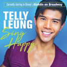 Telly Leung to Debut New Concert SING HAPPY at Birdland in November Photo