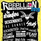 Rebellion Festival Returns in August at Winter Gardens in Blackpool Photo