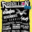 Rebellion Festival Returns in August at Winter Gardens in Blackpool