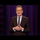 VIDEO: Bryan Cranston Fills In as Host of LATE LATE SHOW Video