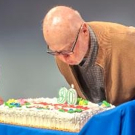 Bay Street Theater Honors American Icon Jules Feiffer with Surprise 90th Birthday Cel Photo