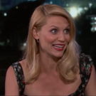 VIDEO: Claire Danes Chats Her Upcoming Film A KID LIKE JAKE On JIMMY KIMMEL LIVE