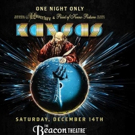Kansas To Perform 'Leftoverture' & 'Point Of Know Return' Back-to-Back In New York City