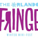 Lineup Announced for 2018 Orlando Fringe Winter Mini-Fest