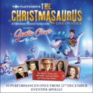 BWW TV: Get An Exclusive Look at Tom Fletcher's THE CHRISTMASAURUS LIVE!