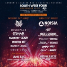 South West Four Announces Phase 3 Lineup, Including Knife Party, Disciples, Jauz