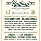 The Raconteurs, Hozier, Tyler Childers, Brandi Carlile to Headline Railbird Festival