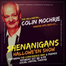 WHO'S LINE's Colin Mochrie Joins The Coincidence Men for Halloween SHENANIGANS