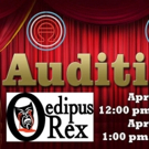 AUDITION NOTICE: OEDIPUS at ALBAN ARTS CENTER! A Classic With A Modern Appalachian Twist!