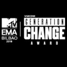 MTV Launches First-Ever 'MTV EMA Generation Change Award'