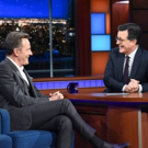 VIDEO: Bryan Cranston Tells THE LATE SHOW How NETWORK Teaches Him About Feeling 'Mad  Video