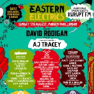 Eastern Electrics Festival AnnounceKuruptFM And AJ Tracey at Day Two of EE Photo