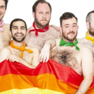 Photo Flash: First Look At The Cast of CAMP MORNING WOOD Photo