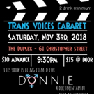 Trans Voices Cabaret's Celebrates 1 Year with Anniversary Show Photo