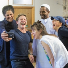 Photo Flash: In Rehearsal with KEITH? A COMEDY Photo