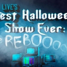 Kelly Ripa and Ryan Seacrest Announce LIVE'S BEST HALLOWEEN SHOW EVER: THE REBOOOOT