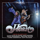 Heart To Release Remastered Album LIVE IN ATLANTIC CITY via earMUSIC Photo