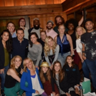 Exclusive Photo Coverage: FROZEN Cast Bundles Up for Carols For A Cure! Photo