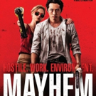 Steven Yeun Stars in MAYHEM Available on HD 4K/Blu-ray Combo, Blu-ray and DVD 12/26
