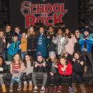Photo Flash: THE FERRYMAN Kids Visit SCHOOL OF ROCK