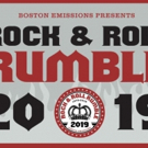 Boston Emissions Announces 40th Anniversary ROCK & ROLL RUMBLE