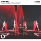 Quintino Returns With 'TeQno (Music Is The Answer)' Photo