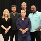 Photo Coverage: In Rehearsal With Megan Hilty, Josh Radnor, and the Cast of The Kenne Photo