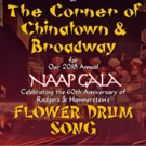 NAAP Gala 2018 to Celebrate Anniversary of FLOWER DRUM SONG December 2