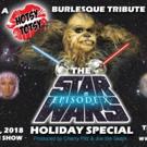 Hotsy Totsy Burlesque Presents its Tribute To Star Wars Photo