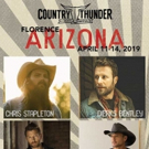 Morgan Evans, Craig Campbell, and More Added To Country Thunder Arizona 2019 Lineup