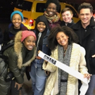 Photo Flash: James Franco Stops by 'SCHOOL GIRLS' Off-Broadway Photo