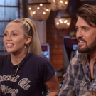 Billy Ray Cyrus Appears on CBS SUNDAY MORNING with Daughter Miley Photo