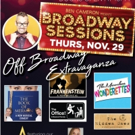 Broadway Sessions Offers An Off Broadway Extravaganza This Week With THE MARVELOUS WO Photo