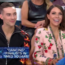 VIDEO: DANCING WITH THE STARS: ATHLETES Finalists Take Over GOOD MORNING AMERICA